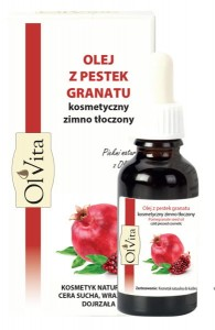 Olej z pestek granatu 50 ml