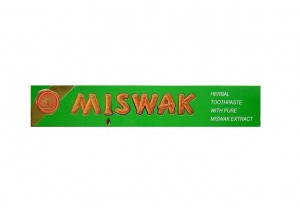Pasta do zębów Miswak 100 ml