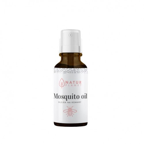 Olejek na komary Mosquito Oil 100 ml
